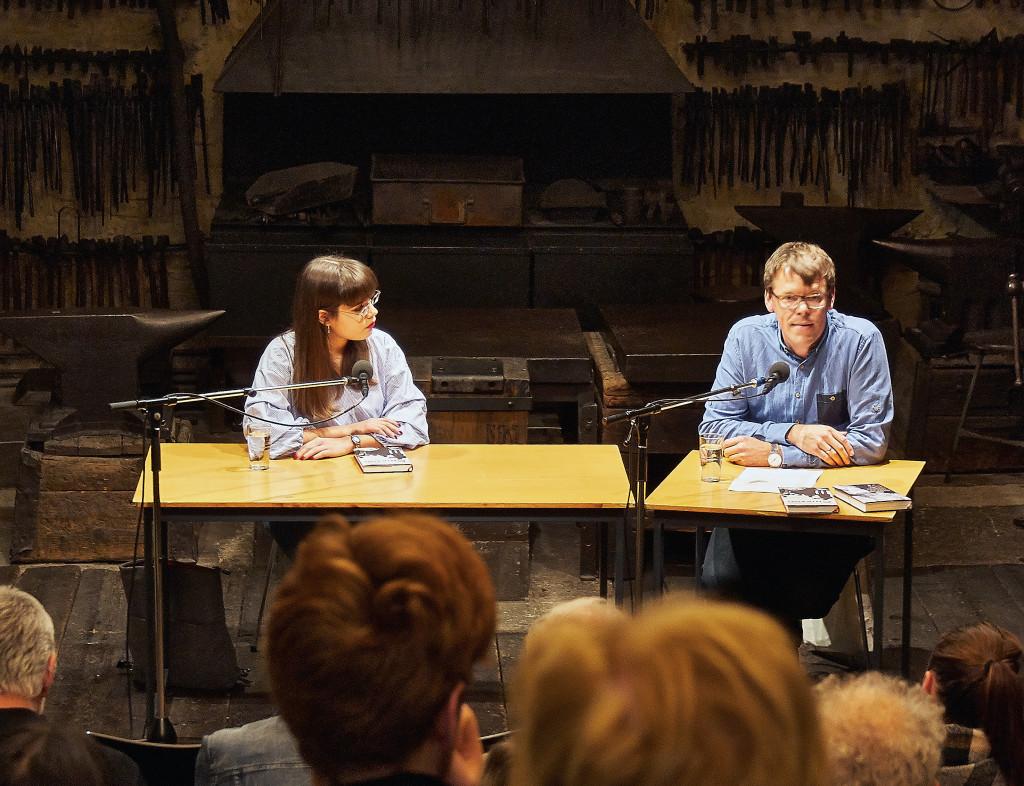 Bauer, Köhle. Foto: Arne Brixner, Picus