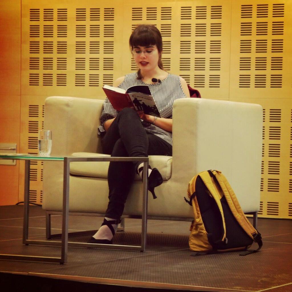 Lesung Deutsch Kaltenbrunn