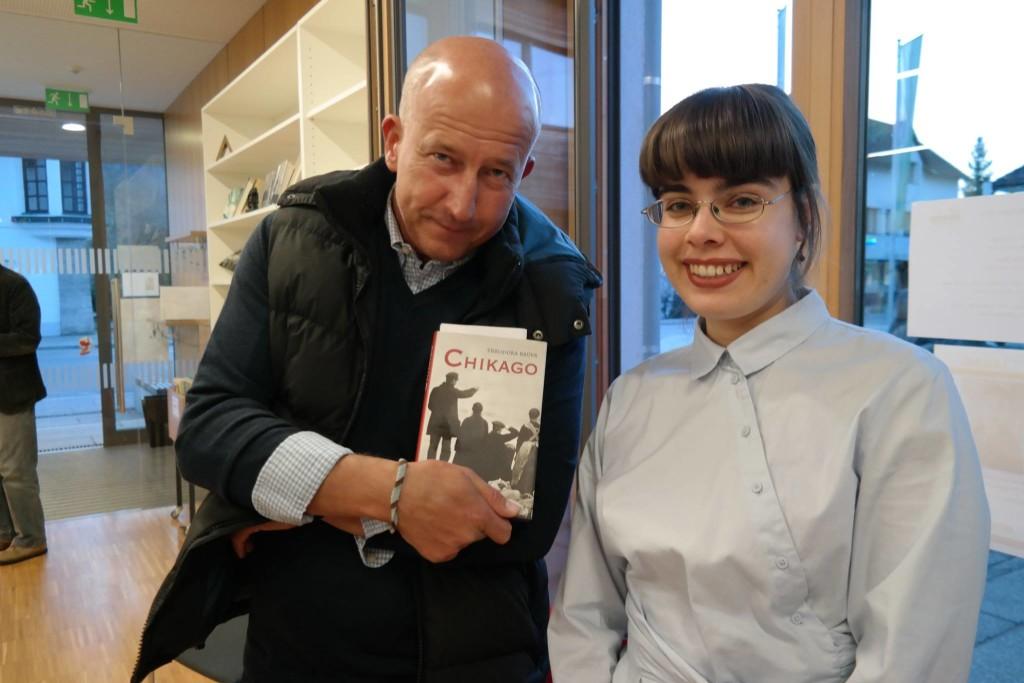 Mit René Freund
